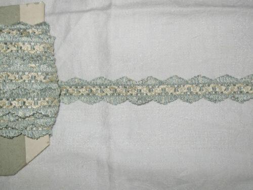 12 METRES DE GALON ANCIEN PASSEMENTERIE DE LYON--VINTAGE FRENCH TRIM--N°DEC83