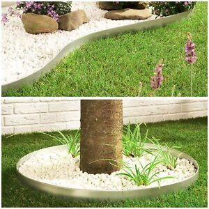 Metal Edging For Landscaping Garden Border Lawn Flower Gardens