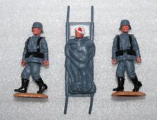 Timpo Toys  German Soldiers Stretcher Team Deutsche Soldaten WW 2