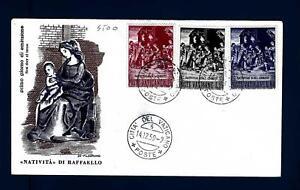 VATICANO-1959-Natale-su-FDC-C