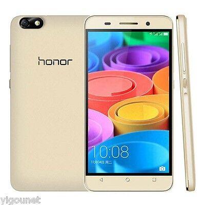 Huawei Honor 4X 5.5¨ 3000mAh Smartphone 4G Quad Core 1080P 8GB 4G Móvil Celular