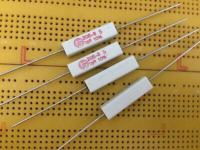 1.5k Ohm 5/% 5W Wirewound Resistor Flame-Proof Yageo KNP500 Multi Qty