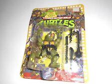 Tokka Black Belt NEU NEW Komplett Complete 1991 Turtles MOC TMNT Figur Figure