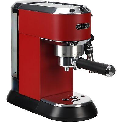 DeLonghi Dedica Style EC 685.R, Espressomaschine, rot