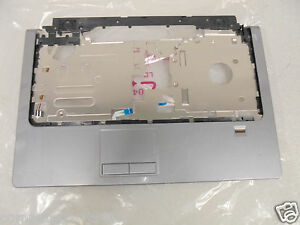 Dell Studio 1535 Palmrest Touchpad Gray Speakers Cables Fingerprint Reader Y348G