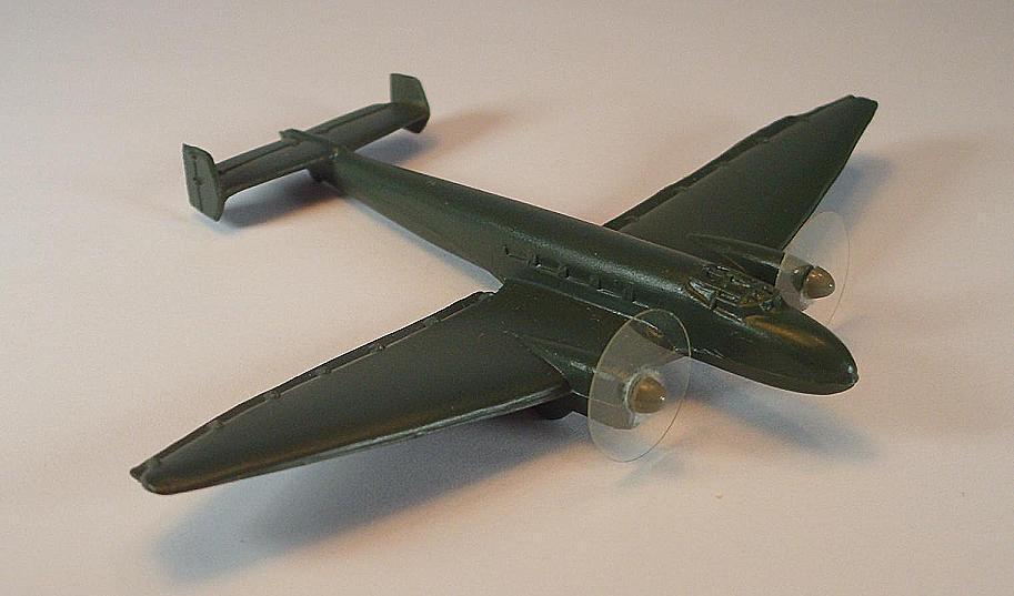 WIKING Grope Avion 1 200 Junkers JU 86 vert foncé  229