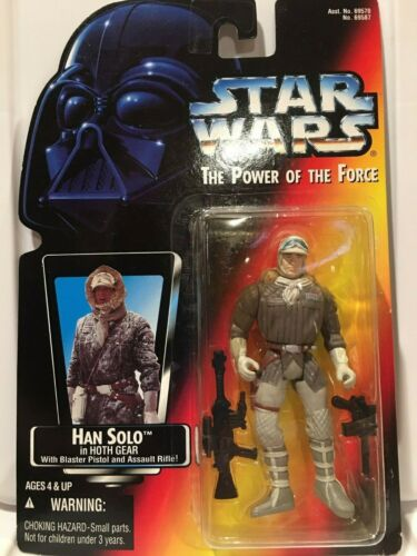 "Hasbro Kenner Star Wars POTF Commtech 3.75/"" Figures Loose//Packaged Vintage 90/'s"