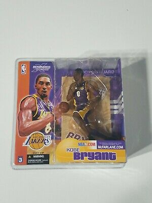 Kobe Bryant McFarlane Figure #8 Purple Jersey | eBay