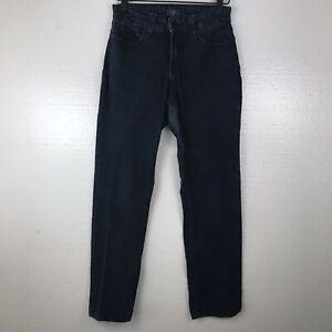 NYDJ-Womens-Sz-2-Petite-Dark-Wash-Skinny-Not-Your-Daughters-Jeans-Stretch-Denim