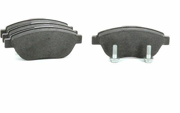 4x ATE Plaquettes de Frein Avant pour FIAT IDEA DOBLO 13.0460-3811.2
