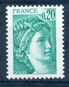 France-1980-20c-Marianne-defin-stamp-mint