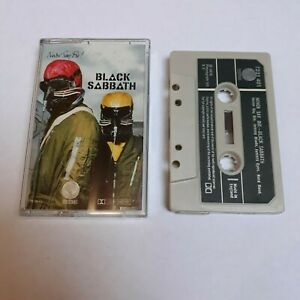 BLACK-SABBATH-NEVER-SAY-DIE-CASSETTE-TAPE-1978-GREEN-PAPER-LABEL-VERTIGO-UK