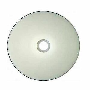 photo regarding Printable Cds identify Info with regards to 100 CD-R CDS FF White Printable Blank Media Disc 700MB 80Mins