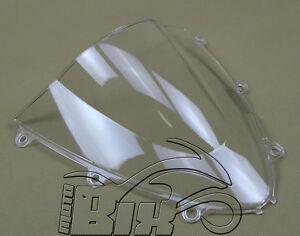 Cupolino Plexiglass Per Honda Cbr 1000 Rr 08/09/10/11 Doppia Bombatura Chiaro