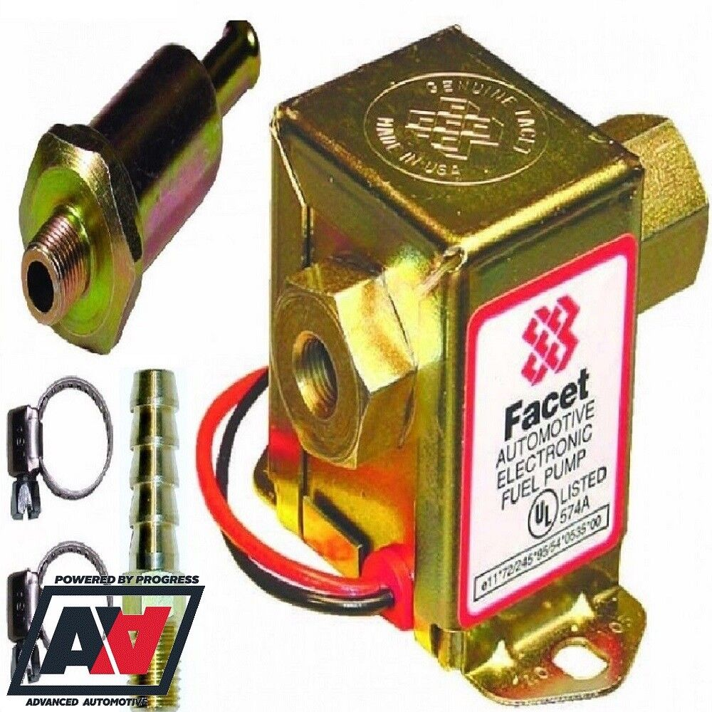 Replacement Facet Cube Fuel Pump Filter Kit For Low Pressure Carbs Filters Norton Secured Powered By Verisign
