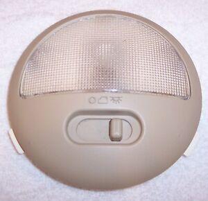 Image Is Loading Chevrolet Cobalt Malibu Pontiac G6 Overhead Dome Light