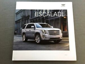 2019-Cadillac-Escalade-36-page-BIG-Original-Car-Sales-Brochure-Catalog-ESV