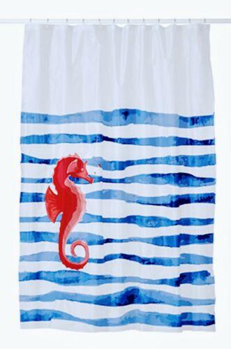 Duschvorhang Textil Badewannenvorhang inkl.Ringe Wasserdicht 180x200 TCM Tchibo