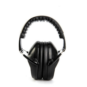 Kids-Ear-Muff-Defenders-Noise-Reduction-Black-Comfort-Earmuff-Protection-EM-5005