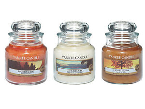 Yankee-Candle-Small-Jar-3-7oz-104-g-Various-Natural-Scents-Perfefct-Gift