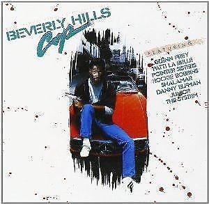 Beverly-Hills-Cop-Soundtrack-Various-Artists-NEW-CD