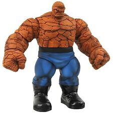 "2014 MARVEL DIAMOND SELECT FANTASTIC FOUR'S THE THING 9"" ACTION FIGURE MIP"