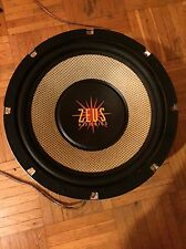 Hifonics zeus subwoofer 300 Watt