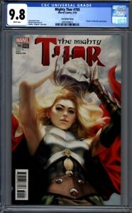 Mighty-Thor-705-Artgerm-Variant-Death-of-Jane-Foster-1st-Print-CGC-9-8