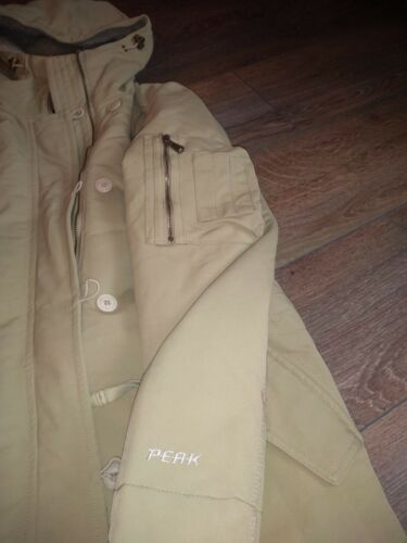 Peak Parka Size Xs Performance Hooded Lori Winter xapgrBwqzx