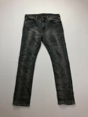 Levi's Grey Men's Jeans W32 Skinny Condition 510 Great L32 qXrwHXfS