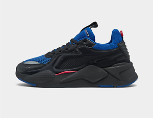 Details about Puma RSX RS X Softcase Casual Black Galaxy Blue Red Gray  36981905 001 Size 8-13
