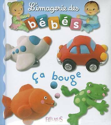 Ca Bouge by Emilie Beaumont (Board book) Highly Rated eBay Seller, Great Prices