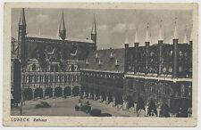 AK Lübeck - Rathaus  (T348)