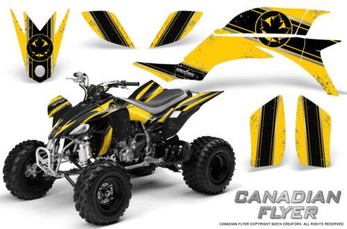YAMAHA YFZ 450 03-13 ATV GRAPHICS KIT DECALS STICKERS CREATORX CFLYER BY
