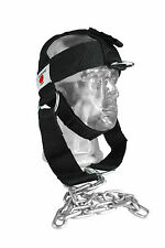 UK Warrior Neck Head Harness Dipping Pull Up Belt Fitness Weight Lifting Gym