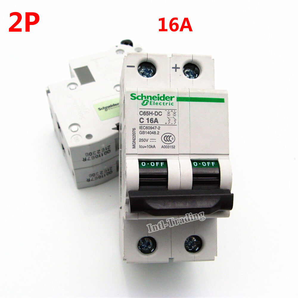 16a Dc 2p 250v C65h Circuit Breaker Mcb Pv Solar Energy Air Diagram Of Pushmatic Panel Wiring Norton Secured Powered By Verisign