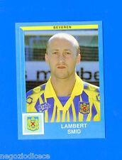 FOOTBALL 2000 BELGIO Panini-Figurina -Sticker n. 61 - SMID - BEVEREN -New
