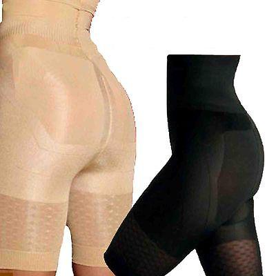 Body Shaper Slimming Underwear Tummy Pants Waist Bum Thigh Trimmer