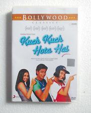 Kuch Kuch Hota Hai - Original DVD - Shah Rukh Shahrukh, Kajol, Rani, English Sub