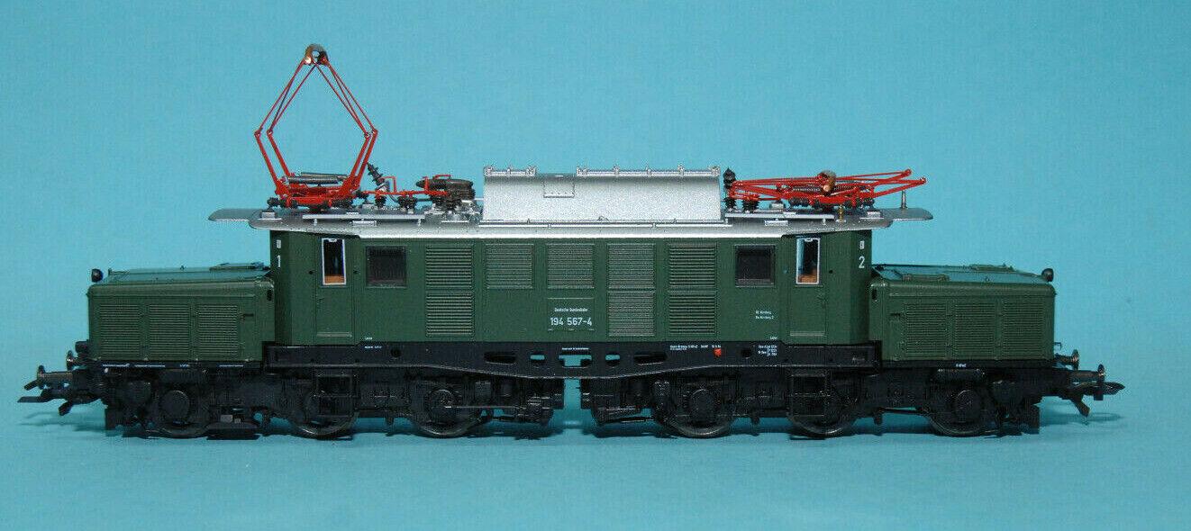 Roco 43733 Locomotora Eléctrica Br 194 567-4 Der DB Ep.IV Ho Nuevo
