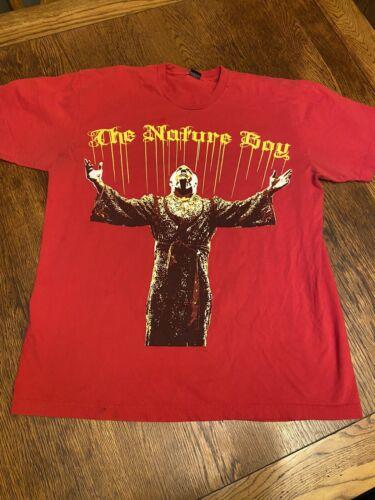 Ric Flair- The Nature Boy Shirt Sz XL