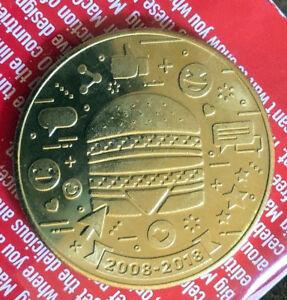 2008-2018 McDonalds Maccoin 50th Anniversary Collectors Coin