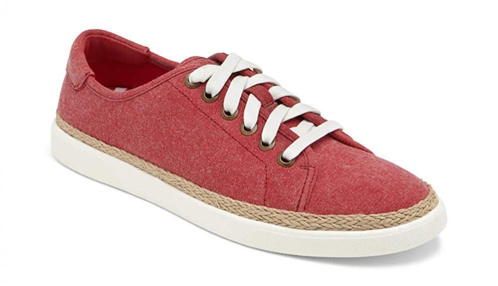 Vionic Women's Sunny Hattie Lace-up Sneaker - Ladies Sneakers Concealed...
