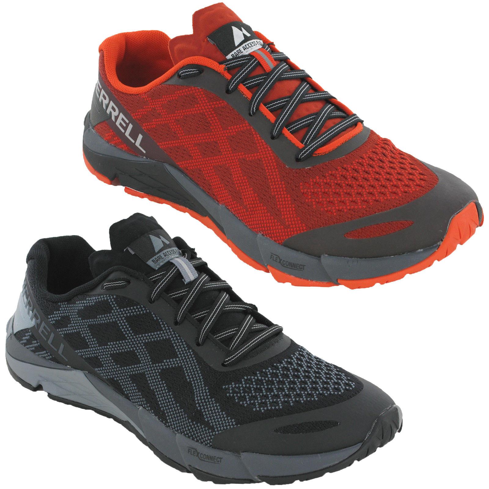Merrell Running Bare Access Trainers Flex E-Mesh  Herren Fitness Hiking Schuhes Sport
