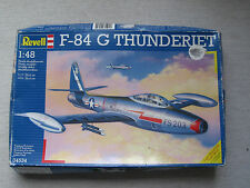 Revell 04534 F-84G Thunderjet 1:48 Karton defekt  Kombiversand möglich