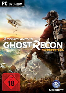 Tom Clancy's Ghost Recon: Wildlands / Uplay PC Download Key DE EU /SOFORTVERSAND