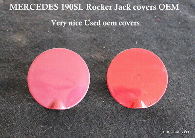 Mercedes Benz 190SL W121 New Jack Hole Cover Set of 4