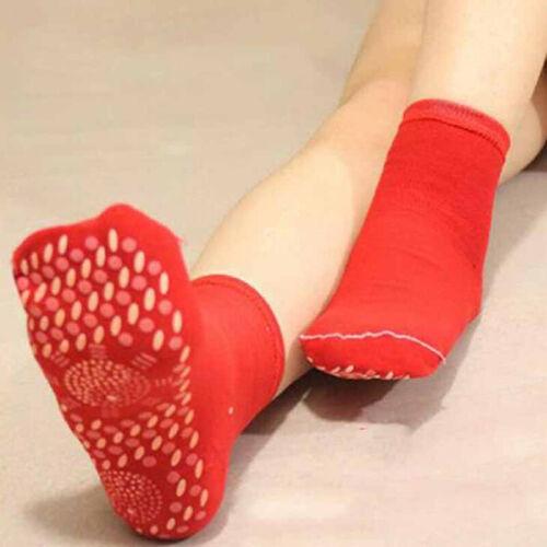 Tourmaline Self Heating Heated Socks Warm Cold Feet Comfort Health Heated socks