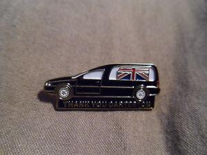 Thank You Carterton brooch pin badge donation to RBL
