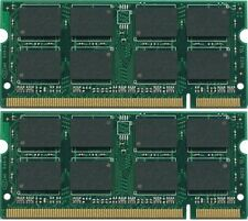 New! 4GB 2x2GB Fujitsu LifeBook T4220 Laptop/Notebook SODIMM Memory DDR2